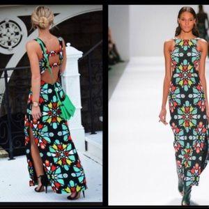 Mara Hoffman Multicolored Maxi Dress